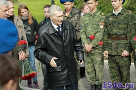 Ветеран группы Альфы Геннадий Николаевич